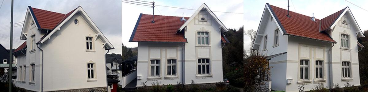 Dachdecker Overath fachkundige dachdeckerei und zimmerei aus einer busch